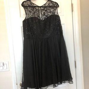Beautiful Black Sparkle Dress